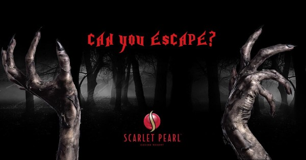 Escape Krampus Event Subdomain Hosted By The Scarlet Pearl Casino Resort