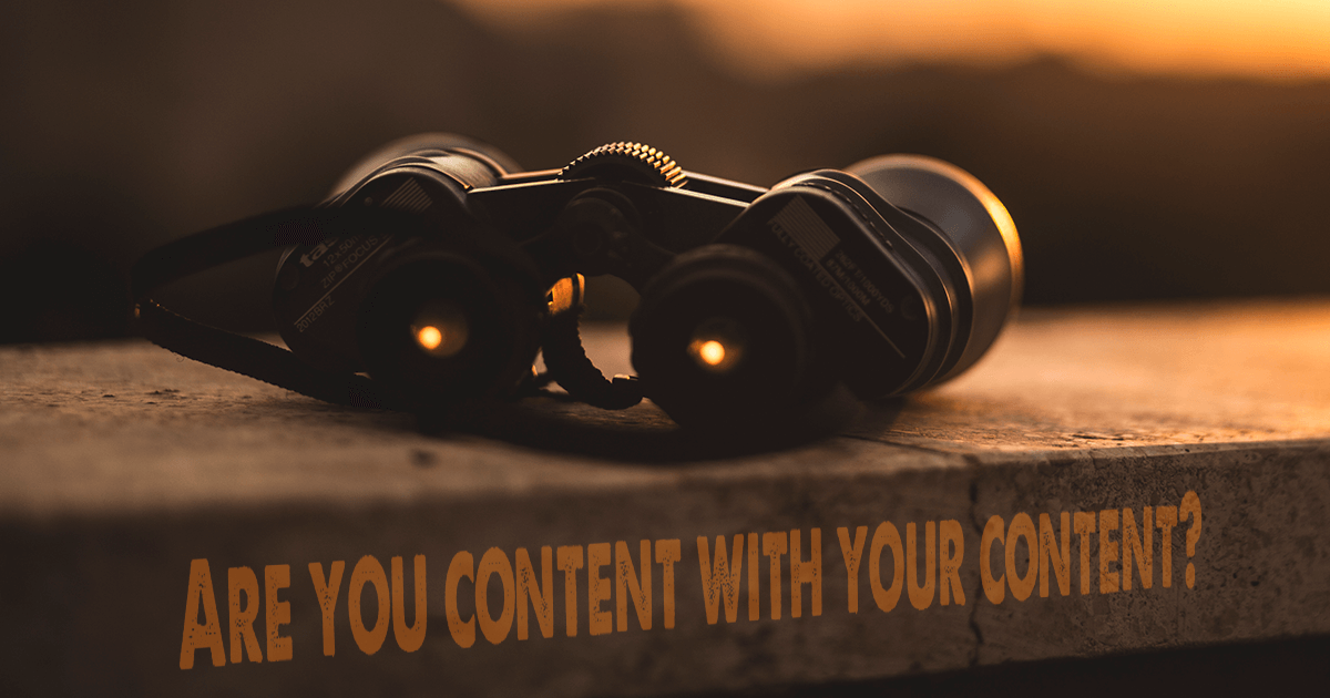 Getting Smart With Content